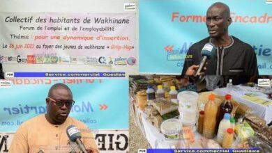 1Ere Edition Forum De Lemploi Et De Lemployabilite Des Jeunes Avec Le Collectif De Wakhinane Oqdbnrm6Tru Image