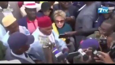 23 Juin 2011 Une Date Inscrite A Jamais Dans Lhistoire Politique Du Senegal 2Mgf5Bikwo8 Image