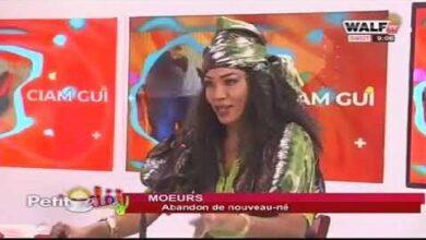 Abdou Aziz Fall Invite Dans Lemission Petit Dej Pose Le Debat Sur Labandon Et Le Refus Avec Ape Zv Ddozc5Pg Image