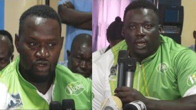 Abdou Diouf Attaque Gris 2 Sama Keur Nga Face To Face Gris 2 Vs Abdou Diouf M517V6A7Zxw Image
