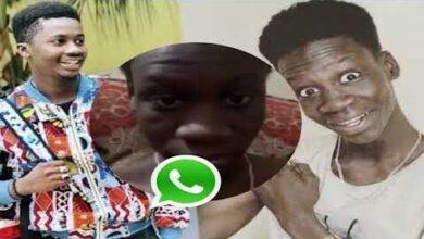 Accident Et Evasion De Boy Djine Le Cachet De Ndeye Coumba Tx6Ahgqie6I Image