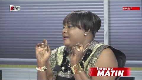 Aissatou Sur L Altercation De Sonko Et Mberry Ousmane Sonko N A Pas De Maturite Politique Qthd6 Fn9No Image