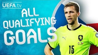 All Czech Republic Goals In Their Way To Euro 2020 Zapud7Rlrgw Image