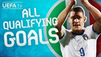 All Italy Goals In Their Way To Euro 2020 Jji1Oh51O4A Image