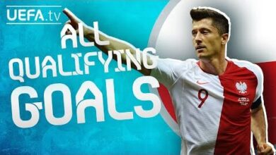 All Poland Goals In Their Way To Euro 2020 Gk3Ldj0Kye Image