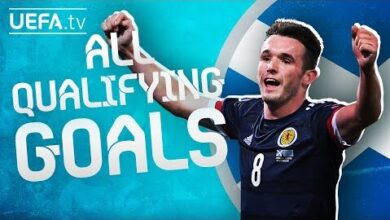 All Scotland Goals In Their Way To Euro 2020 Evlkeekzq10 Image