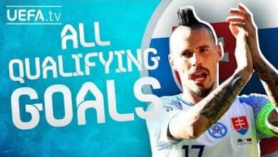 All Slovakia Goals In Their Way To Euro 2020 Oye95Hvrim Image