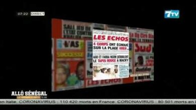 Allo Senegal La Matinale Infos Du Mardi 15 Juin 2021 La Revue De Presse 3Sd6Ptrlndu Image