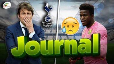 Antonio Conte Tres Proche De Tottenham Cameroun La Blessure De Fabrice Ondoa Qui Inquiete Ajwxihud60S Image