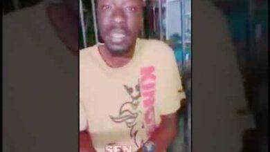 Arrestation De Karim Gueye Et Cies Devant Lassemblee Nationale Pour Avoir Conteste L Projet De Loi Qiai9Gyio80 Image