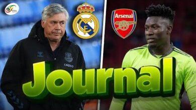 Arsenal Tout Proche De Signer Andre Onana Real Madrid Carlo Ancelotti Remplace Zidane Ubcfun2Qgta Image
