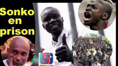 Barthelemy Dias Si On Fait Pas Attention Sonko Sera Au Prison Aux Mois Prochain Sadio Rate Pas Lbysylvwzrk Image
