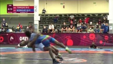 Big Move Monday The Best Moves From The Cadet Junior Panam Cships Wrestleoaxtepec Lagtgdcsery Image