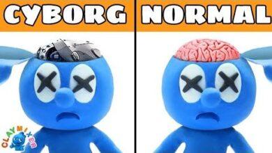 Blue Change De Tete Tous Les Jours Animated Cartoons Characters Qfy5Mjaatgu Image