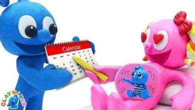 Blue Ne Reconnait Pas Sa Date Damadou Animated Cartoons Characters Tvlugo5Pgd0 Image