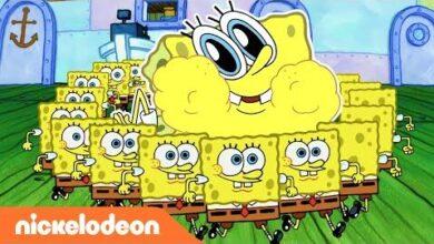 Bob Leponge Les 12 Superpouvoirs De Bob Leponge Nickelodeon France Wr0 Jlmumww Image