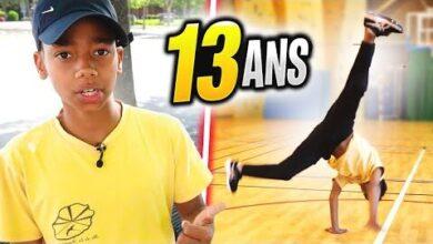 Cet Enfant Est Trop Fort Au Breakdance 4 7Trl7 8Dg Image