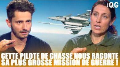 Cette Pilote De Chasse Nous Raconte Sa Plus Grosse Mission De Guerre 4Cc Cgzhcls Image