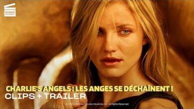 Charlies Angels Les Anges Se Dechainent Clips Trailer Cameron Diaz Lucy Liu Drew Barrymore Lftb0Deos C Image