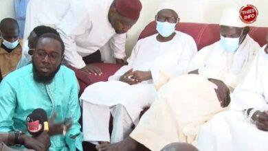 Cheikh Ndoye Candidat A La Mairie Thies Nord A Keur Mame Elhadj U7Ysnvbvwjc Image