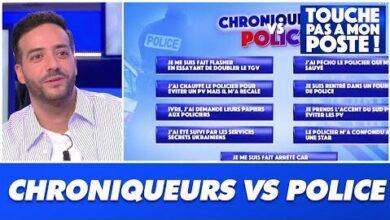 Chroniqueurs Vs Police A Qui Appartiennent Ces Anecdotes Gmei7Tycqzs Image
