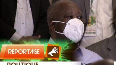 Cote Divoire Apres Une Decennie Dabsence Laurent Gbagbo Rentre Dans Son Pays Guj9Scgwp5Y Image