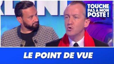 Cyril Hanouna A Lanimation Du Debat Presidentiel Le Point De Vue De Christophe Barbier Vgfiyiph6U4 Image