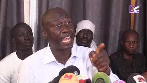 Dame Mbodj Mets En Garde Le Nouveau Prefet De Dakar Et Demolie Cheikh Tidiane Gadio Macky Momouniou