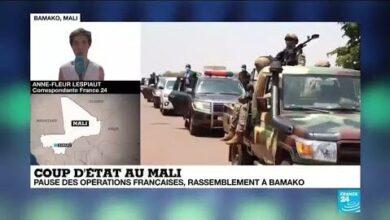 De Centaines De Maliens Manifestent A Bamako Sous Fond De Nomination Possible Dun Premier Ministre O0Wueyn Ybm Image