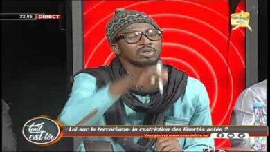 Debat Sur La Reaction Du Ministre De La Justice Senegalaise Durs2L4Fgiu Image