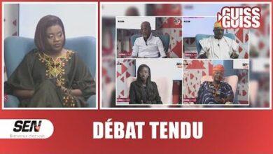 Debat Tendu Sur Les Conditions De Travails Des Femmes Hors De Dakar Rdcav Tpj8W Image