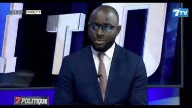 Direct 7Politique Thierno Bocoum Sur La Nouvelle Loi Sur Le Terrorisme Assemblee Nationale Wqmqls De2W Image