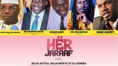 Direct Ker Jaraaf Part 1 Elections Locales Affaire Boy Djinne Et La Mobilisation De La M2D Knxqpur5Gr4 Image