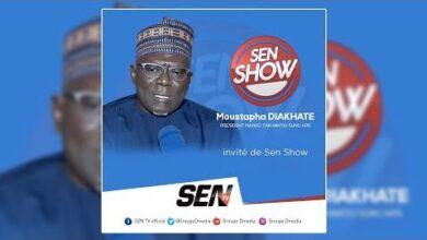 Direct Suivez Sen Show Invite Moustapha Diakhate Mardi 1 Juin 2021 Z4P6Q0Wfxvy Image