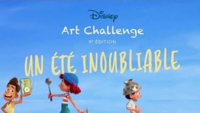 Disney Art Challenge 2021 Revelation Des Gagnants De La 9Eme Edition Disney Bild0Ykyjda Image