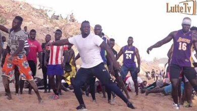 Eclatante Repetition Touss De Mbaye Gouye Gui Qui Prepare Du Lourd Pour Les Amateurs Ebz0Xlhzjys Image