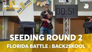 Efaybee Back 2 Skool Battle Seeding Round E7Wxcgex0T8 Image