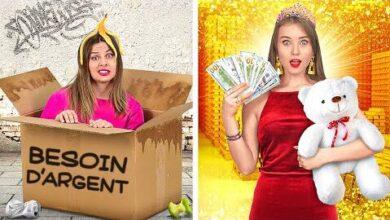 Eleves Riches Et Eleves Fauches Situations Amusantes De La Vie Reelle Par 123 Go Jthwmpgfe24 Image