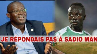 Encore Augustin Senghor Si On Continue A Critiquer Il Sera Difficile Dhomologuer Ce Stade Osbhjqn3Mqe Image