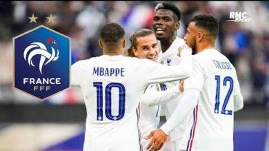 Equipe De France Un Exces De Confiance Ils Sont Favoris Et Lassument Corrige Mohamed Bouhafsi Cw3V T1S62Q Image