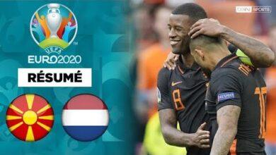 Euro 2020 Depay Wijnaldum Et Les Pays Bas Font Le Show Contre La Macedoine Du Nord K3Hd7Rntos8 Image