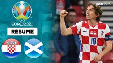 Euro 2020 La Merveille De Modric Qualifie La Croatie 6Plmcpzehps Image