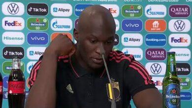 Euro 2020 Lukaku Jai Verse Quelques Larmes Ynx4T9 Imsi Image