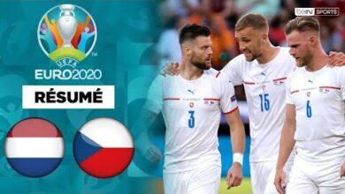 Euro 2020 Schick En Feu La Republique Tcheque Elimine Les Pays Bas Ph9Yjexhzyy Image
