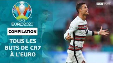 Euro 2020 Tous Les Buts De Cristiano Ronaldo A Leuro Vmj2Wfd 378 Image