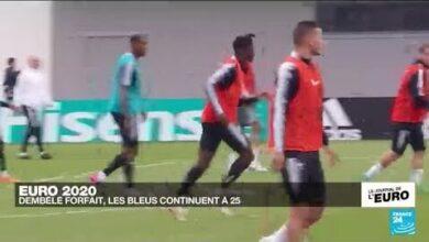 Euro 2021 La France Qualifiee Pour Les Huitiemes Avant Meme Son Dernier Match De Poule Qrxwbk Kkwy Image
