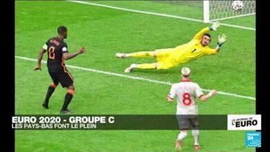 Euro 2021 Les Pays Bas Font Le Plein Klzfmq95E7M Image