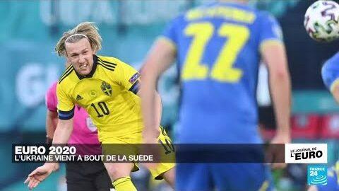 Euro 2021 Lukraine Vient Au Bout De La Suede N6Ig1Ucgdbo Image