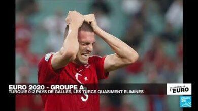 Euro 2021 Turquie 0 2 Pays De Galles Les Turcs Quasiment Elimines Gly Vuqq1Zo Image