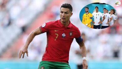Euro 439 Minutes Sans But Le Plus Grand Defi De Ronaldo Face A La France Tbrdyunqdxw Image